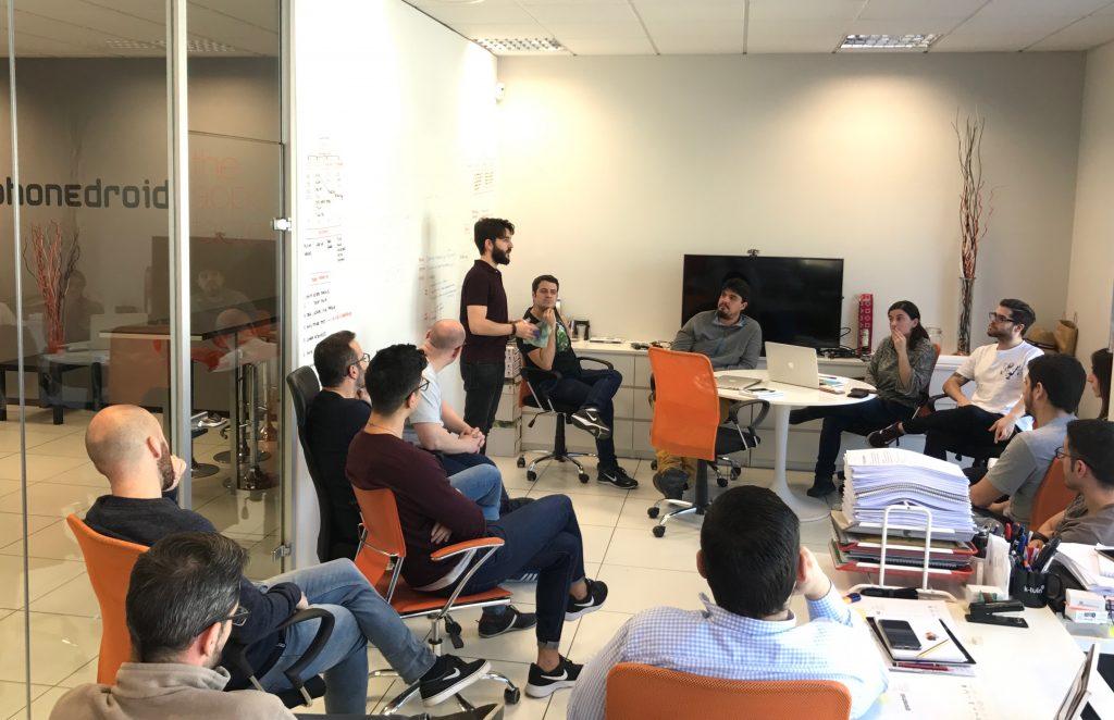 Jornada sobre Arquitectura en iphonedroid