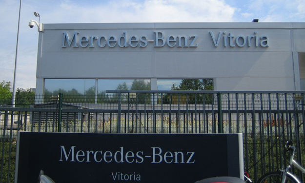 Mercedes-Benz-Vitoria